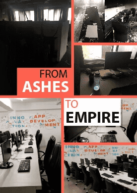 From Ashes To Empire